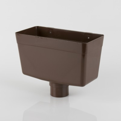 Round / Square Downspout Hopper