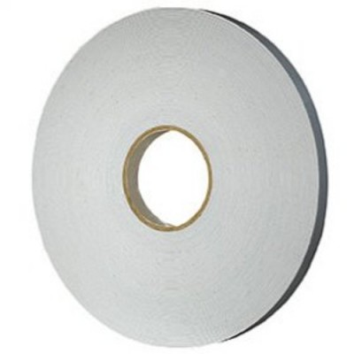 White 1mm Double Sided Fixing Tape
