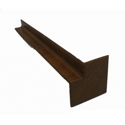Rosewood 300mm Internal Fascia Corner