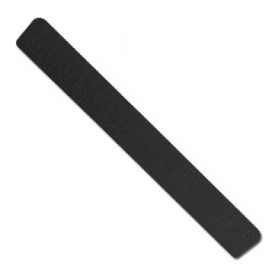 Black Ash 300mm Fascia Endcap