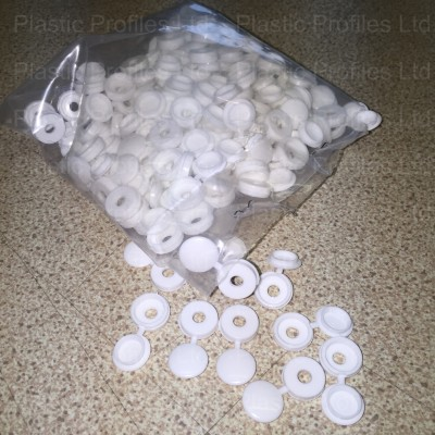 White Screw Caps
