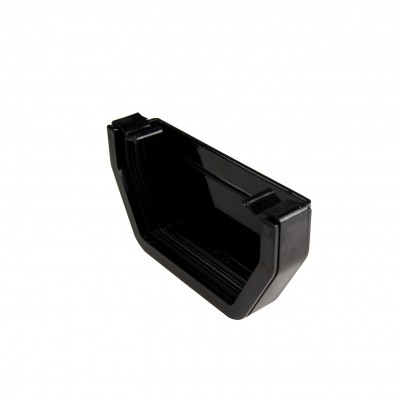 Square Gutter External Stop End