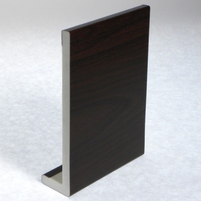 Rosewood Capping Fascia 150mm