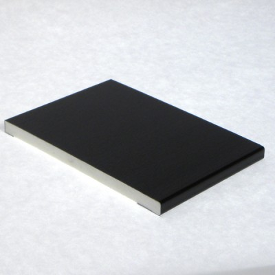Black Ash Soffit Board 100mm X 5m Length