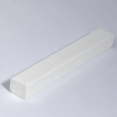 White 15mm X 12mm Rectangle X 5m Length