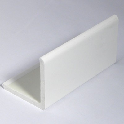 White Corner Angle 50mm X 50mm X 5m Length