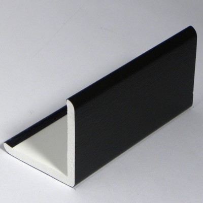 Black Ash Corner Angle 50mm X 50mm X 5m Length