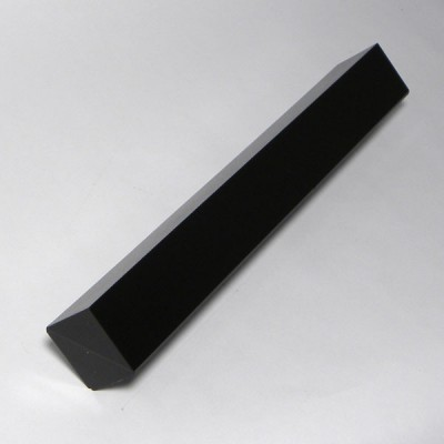 Black Ash 300mm Fascia Corner