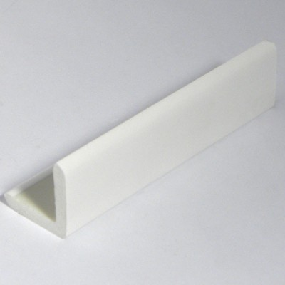 White Corner Angle 25mm X 25mm X 5m Length
