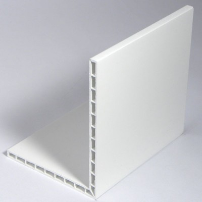 White Corner Angle 100mm X 80mm X 5m Length