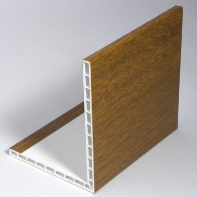 Light Oak Corner Angle 100mm X 80mm X 5m Length