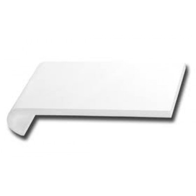 White  Bullnose Window Sill 260mm