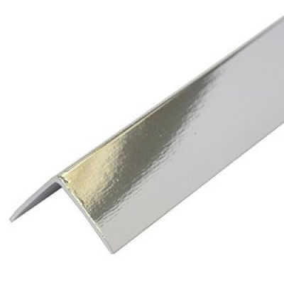 Chrome 20mm X 20mm Corner Angle