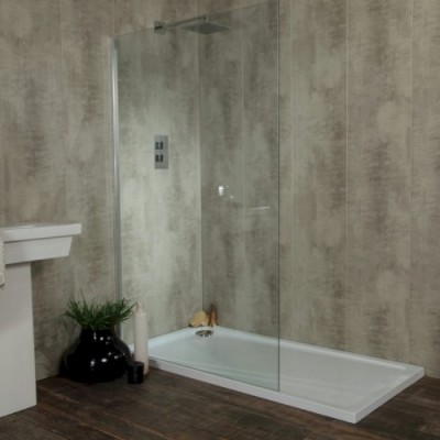 Bisque Bathroom Wall Cladding