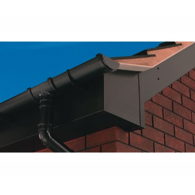 Black Ash Capping Fascia 225mm