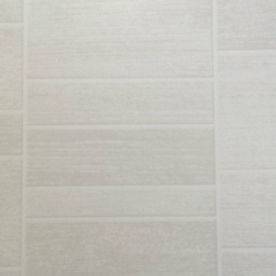 Whitestone Tile Effect Bathroom Wall Cladding